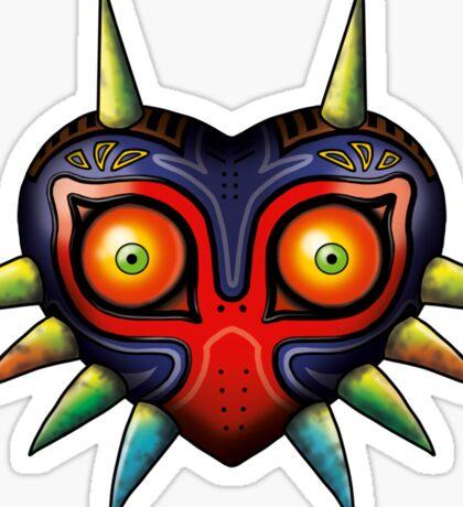 Majora's Mask (Zelda) Sticker