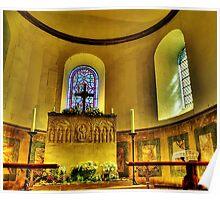 All Saints Church, Brixworth, Northamptonshire Poster