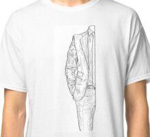 Suit&Tie Classic T-Shirt
