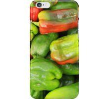 Fresh Peppers iPhone Case/Skin