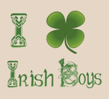I Love Irish Boys  by Lotacats