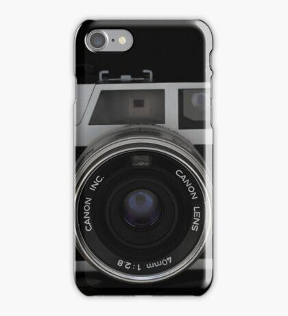Canon iPhone Case/Skin