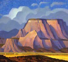 Mt. Carmel Giants by Rob Colvin