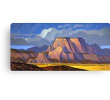 Mt. Carmel Giants Canvas Print