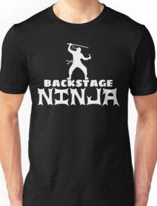 Backstage Ninja Unisex T-Shirt