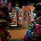 Bag Shop in the Souk by Lozzle