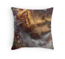 Omm Throw Pillow