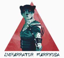 Impurrator Furryosa - Furry Road One Piece - Short Sleeve