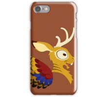 Silly beasty: Wolpertinger iPhone Case/Skin