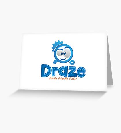 Draze.com  Greeting Card