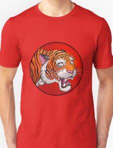 oriental tiger head Unisex T-Shirt