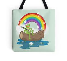 The Rainbow Connection Tote Bag