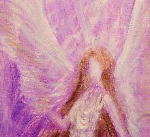 'Angel Sapphire' by Deborah Katherine Roe