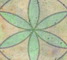 Sacred Geometry: Seed of Life IV Sticker