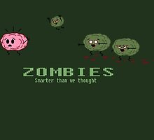 zombies by Nerby