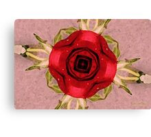 Beach Rose Canvas Print