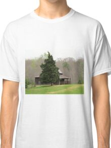 Beautiful Old House Classic T-Shirt