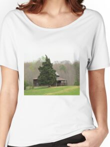Beautiful Old House Women's Relaxed Fit T-Shirt