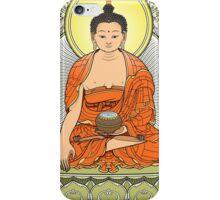buddha color iPhone Case/Skin