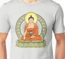 buddha color Unisex T-Shirt