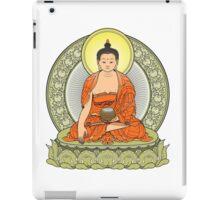 buddha color iPad Case/Skin