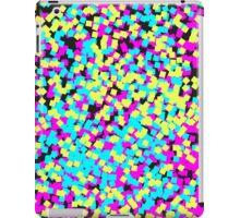 Neon Multi-Colored Fun Confetti iPad Case/Skin