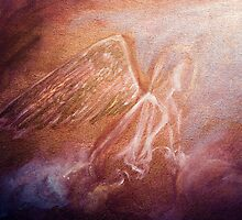 'Angel Of Remembrance'  by Deborah Katherine Roe