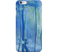 Fairy Fantasy Forest iPhone Case/Skin