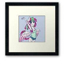 Anthro Blossomforth Framed Print