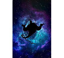 Aladdin Genie Galaxy Photographic Print