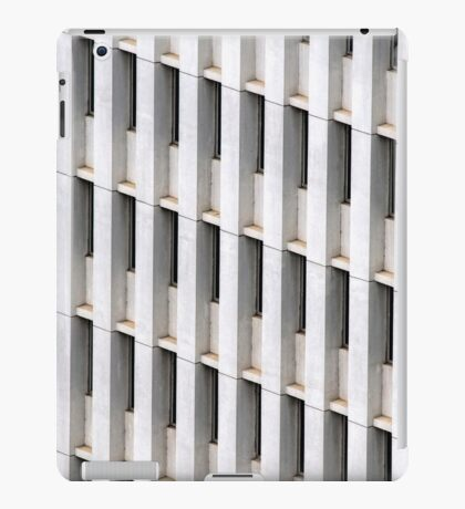 Skyscraper Facade iPad Case/Skin