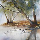 TRANQUIL MIST by Wayne Dowsent