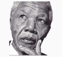Nelson Mandela T-Shirt Kids Tee
