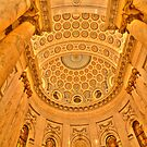 { inside the st paul cathedral } by Brooke Reynolds