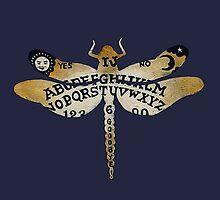 Ouija Dragonfly by sarahstoneart