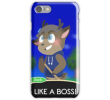 Animal Crossing - Jacksepticeye iPhone Case/Skin
