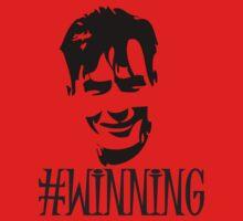 Charlie Sheen Is Winning Baby Tee