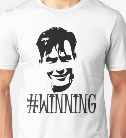 Charlie Sheen Is Winning Unisex T-Shirt