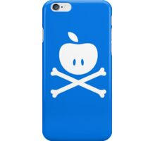 Apple & Crossbones. iPhone Case/Skin