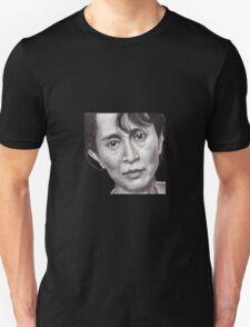 Aung San Suu Kyi - T-Shirt T-Shirt