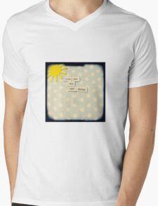 You are my sunshine Mens V-Neck T-Shirt