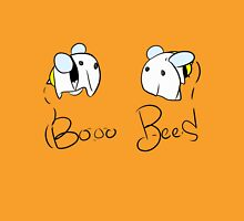 Booo Bees Womens Fitted T-Shirt