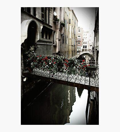 Venice Bridge Photographic Print