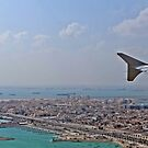 Bahrain - Ready for landing by NicoleBPhotos