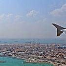 Bahrain - Ready for landing by NicoleBPhotos
