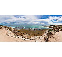 Rye Back Beach Coast, Victoria, Australia - Day Time Photographic Print