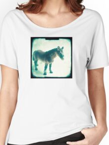 Little horse Women's Relaxed Fit T-Shirt