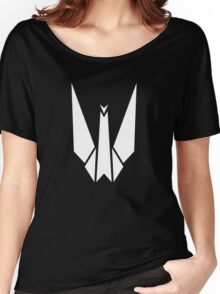 Paper Origami Crane Women's Relaxed Fit T-Shirt