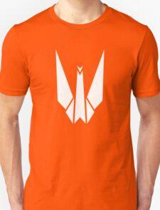 Paper Origami Crane Unisex T-Shirt