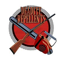 DEADITE REPELLENTS Photographic Print